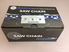 """25ft Roll 3/8"""" .058 Chain saw Chain Semi-Chisel replaces 73DG025U A2EP-25R 35RMC"""