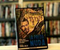 LA PREDA NUDA (1966) Cornel Wilde A&R AVVENTURA DVD COME NUOVO