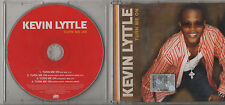 KEVIN LYTTLE CD SINGLE 4 tracce TURN ME ON + REMIX + VIDEO 2003
