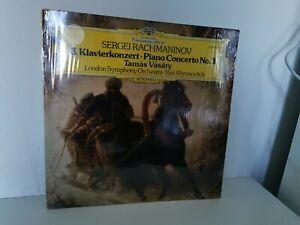 Sergei Rachmaninov Piano Concerto No3, vinyl record