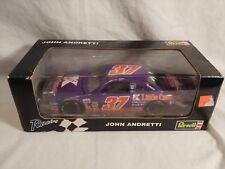 Vintage Revell John Andretti #37 K-mart diecast car 1996