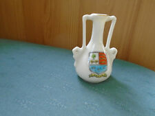 GRAYS ESSEX CREST - FANCY VASE - CYCLONE CRESTED CHINA