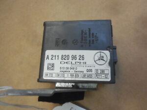 2003-2006 Mercedes W211 E Class Hood Temperature Solar Sensor
