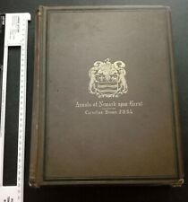 The Annals of Newark Upon Trent BROWN Cornelius 1879 ILLUSTRATED WITH ENGRAVINGS