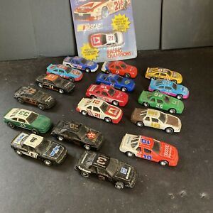 Lot of 18 Loose NASCAR 1:64 Diecast Cars - Some Rare
