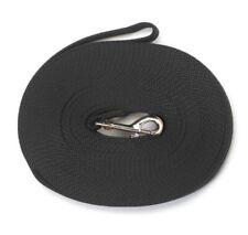 Colliers noirs Ancol en nylon pour chien