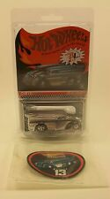 HOT WHEELS HWC Drag Dairy Club Car 1920/3000 Chrome w/patch