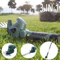 10.8V Rechargeable battery Cordless Grass Trimmer Lawn Mower Garden Power Tools