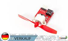 DC Motor Entwicklunsboard 5V mit L9110 Driver für Arduino Raspberry Pi FAI DA TE