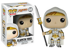FUNKO POP MAGIC THE GATHERING ELSPETH TIREL BOBBLE HEAD FIGURE NUOVO NEW!!