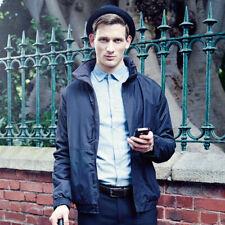 REGATTA RG045 Dover jacket DARK GREY MEDIUM