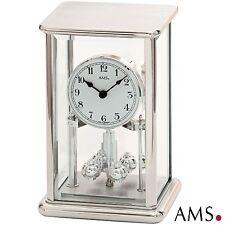 Merveilleuse année horloge quartz drehpendeluhr boîtier en métal de Table Montre
