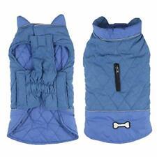 Idepet Waterproof Dog Coat Winter Warm Jacket Vest,Windproof Snowsuit Dog