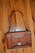 Rebecca Minkoff Collection Allie Bag Purse Luggage Tan Brown NWT Retail $895