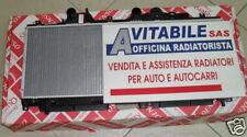Radiatore Fiat Punto 1.7 Diesel Con Aria Condizionata Dal '93 ->