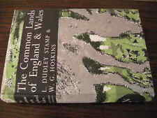 NEW NATURALIST COMMON LANDS 1963 1ST