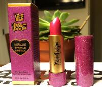 Too Faced Metallic Sparkle Lipstick MARCIA MARCIA - Full Size 3 g / 0.10 Oz. NIB