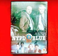 NYPD BLUE - SEASON 1 - DVD - ( 6 DISC ) - VGC - REGION 2