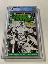 The Green Lantern 1 Cgc 9.8 Sketch Cover Variant 2019