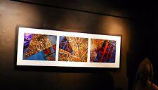 Barbara Kasten Juxatapositions, 1988 triptych