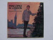 Trini Lopez - Trini Lopez In London Vinyl LP Record Album RS 6238