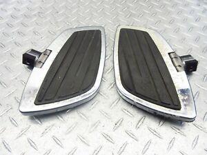 2005 02-05 Honda VTX1800 Rear Passenger Floor Boards Set Left Right