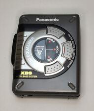 More details for vintage retro panasonic rq-p45 portable stereo cassette player