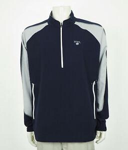 FootJoy Sport Windshirt Blue Tech Windbreaker Golf Jacket Mens XL