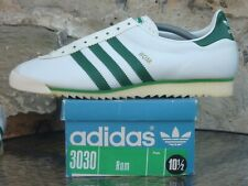 Vintage 1970s Adidas Rom UK 10.5 Made In West Germany Deadstock OG 70s DS