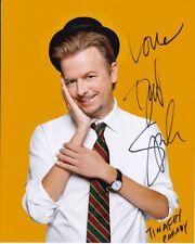 DAVID SPADE signed autographed TINA FEY PARODY photo