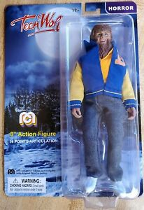 """Mego Teen Wolf Action Figure 8"""" Michael J Fox IN STOCK Ready 2 Ship!"""