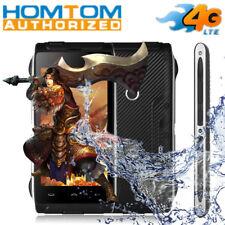 NUOVO 3+32GB 4G Impermeabile Smartphone Cellulare HOMTOM HT20 Pro Octa Core 16MP