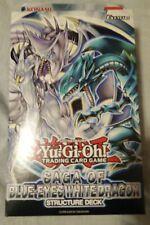 Yugioh Saga of Blue-Eyes White Dragon Structure Deck |NEW SEALED Yu-Gi-Oh! TCG