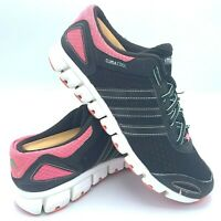 Adidas Climacool Modulate Womens Size 8.5 Running Shoes Black Pink  V21829 EUC