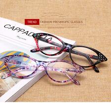 Women reading glasses cat eyes diamond for reader+1.0 +1.5 +2.0 +2.5 +3.0 +3.5 4
