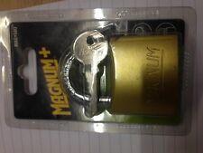 Master Lock 150EURD 50mm Brass Padlock