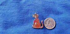 Disney Pin The Rescuers Rufus the Cat Very Rare!!