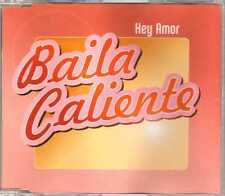 Baila Caliente - Hey Amor - Promo CDM - 2003 - Pop Latin 5TR