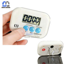 LCD Digital Kitchen Cooking Timer Count Down Up Electronic Alarm Clock AG13
