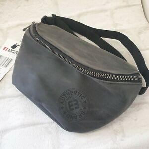 Enrico Benetti Madrid Unisex Men Women Bum Bag Fanny Pack Travel Grey BNWT