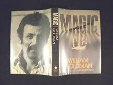 """Magic"" by William Goldman published by Delacorte Press 1st printing 1976"