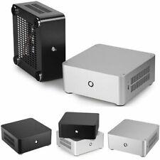 Realan H80 Mini ITX Computer Fall Aluminium PC fall Chassis Für Ohne Netzteil