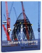 Software Engineering Ian Sommerville 10th US edition 2015 hardcover