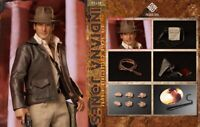 PRESENT TOYS 1/6th Indiana Jones Raiders of the Lost Ark Figure Pre-Order 🇺🇸
