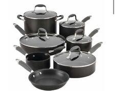 Anolon Advanced 12-piece Hard Anodised Cookware Set
