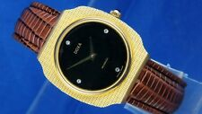 Vintage Retro Swiss Doxa Gents Wind Up Watch NOS New Old Stock Circa 1970s