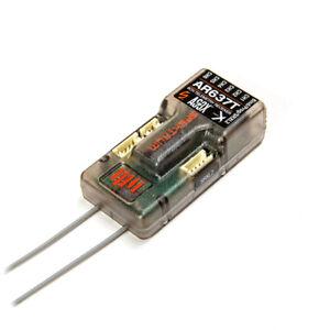 Spektrum AR637T 6 Channel AS3X Receiver RX SPMAR637T : DX6i DX6 DX7 DX7S DX8