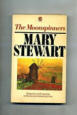 Mary Stewart # THE MOONSPINNERS # Hodder e Stoughton Ltd Coronet 1981