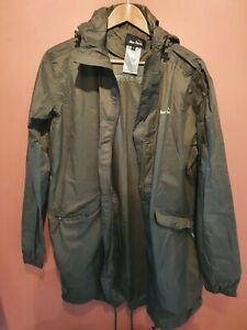 Peter storm waterproof jacket