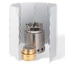 Solo Stove w/ Aluminum Windscreen & Solo Alcohol Burner Combo